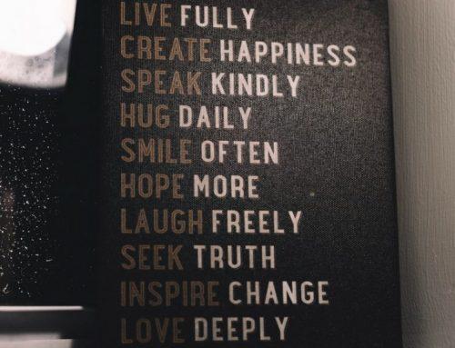Yogi To-Do List